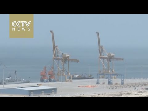 Chinese company leases Gwadar Port for development