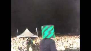 Marshmello Alone Live In Detroit
