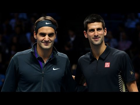 (HD) The great rivalry Roger Federer and Novak Djokovic