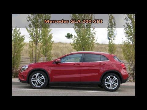 Mercedes GLA - Prueba en Portalcoches