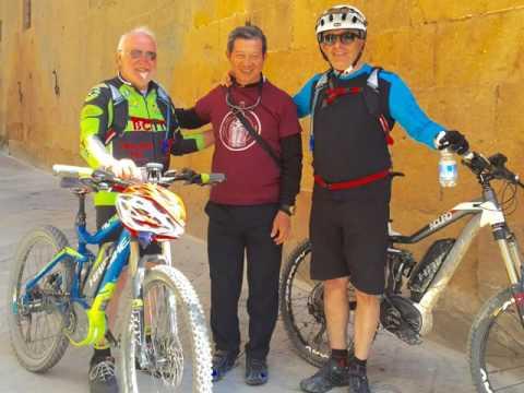 【Changebike Bike Travel】 Bike Tour to Tuscany, Italy part 2