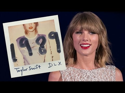"5 Songs We Love From Taylor Swift's ""1989"" Album"