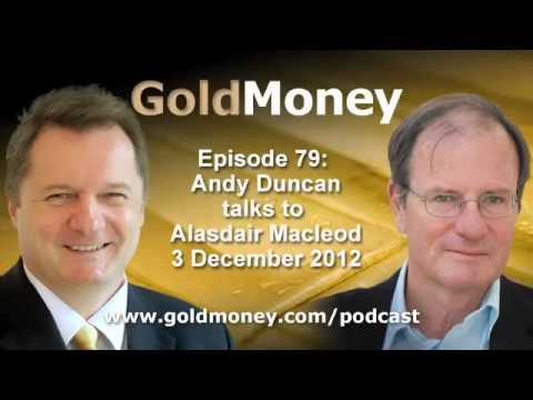 Alasdair Macleod on safety issues with GLD and SLV