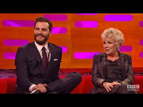 Julie Walters Accidentally Reads '50 Shades of Grey' - The Graham Norton Show