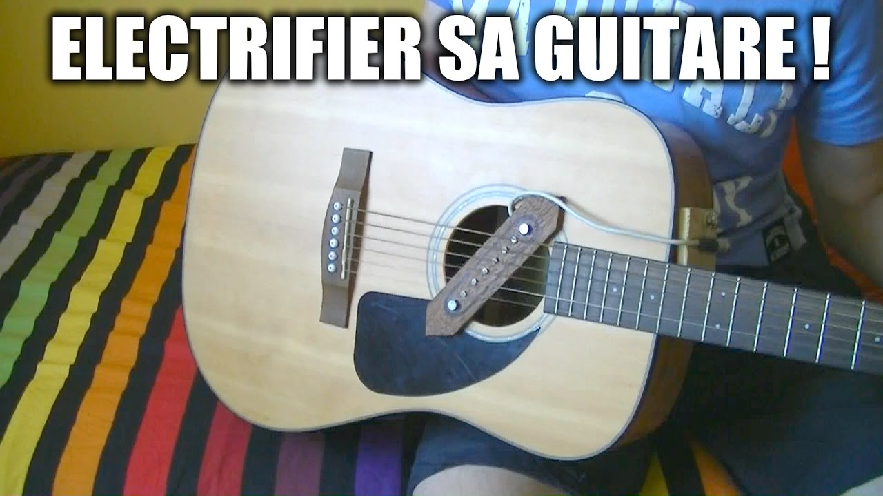 micro pour guitare incroyables exp riences 76 guitare. Black Bedroom Furniture Sets. Home Design Ideas