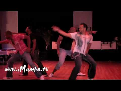 Madagascar - I Like To Move It Borntosalsa Performance video