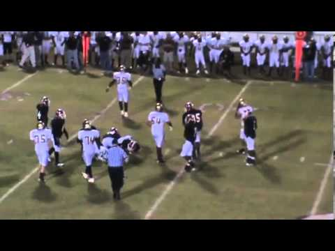 Jalone Nails #66 Appling County High School Football Highlights Offensive Guard/Defensive End/Nose