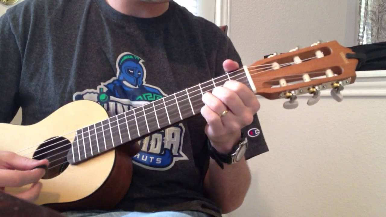 How To Play Guitar Chords On A Yamaha