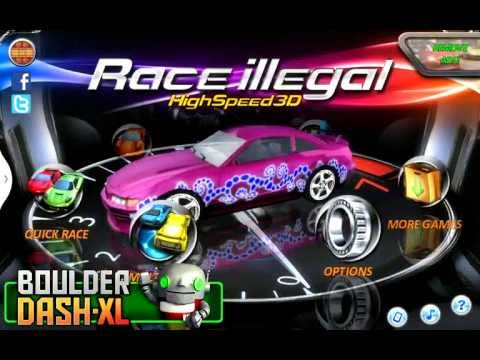 Race Illegal: High Speed 3D Review Android Samsung Galaxy Note 8.0