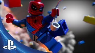 LEGO Marvel Super Heroes E3 Trailer | E3 2013