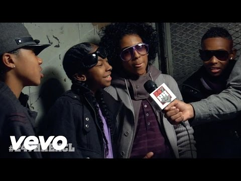 [tbt] Inspirations And What It Means To Be Mindless Behavior (247hh Exclusive) video