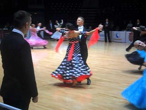 World Open Minsk 2013 Waltz 1/2 Сергей Коновальцев - Ольга Коновальцева