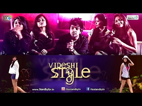 Videshi Style - Standby Tv - Latest Indian Pop Video Song 2014 video