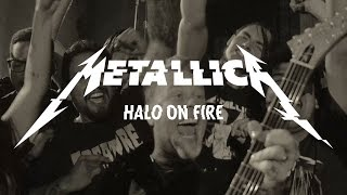 Клип Metallica - Halo On Fire