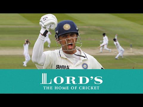 Rahul Dravid's Lord's Century | Lord's Advent Calendar - 21st December