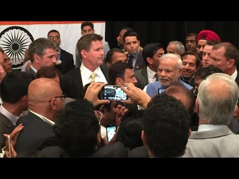 PM Narendra Modi enthralls Indian diaspora in Sydney