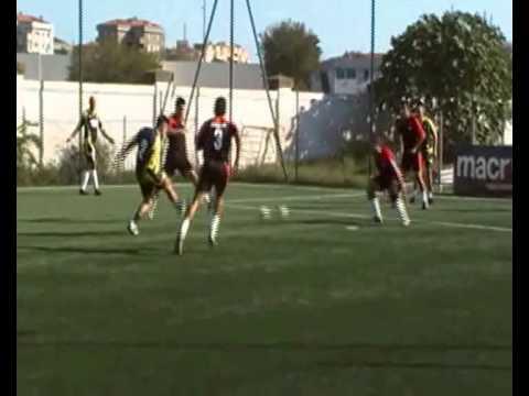 Carioca Cup 13/14  Il Molo Murgia Infissi – GC Edizioni  1 – 1