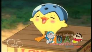 Doraemon In Nobita And The Steel Troops Tum Mere Saath Hoo HINDI FULL SONGwt