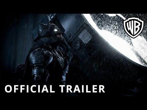Batman V Superman: Dawn Of Justice – Official Trailer 2 - Official Warner Bros. UK