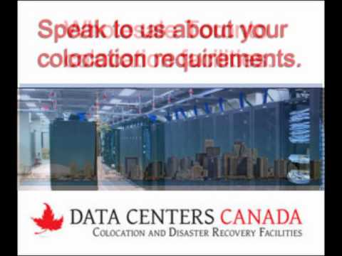 Server Colocation by Data Centers Canada