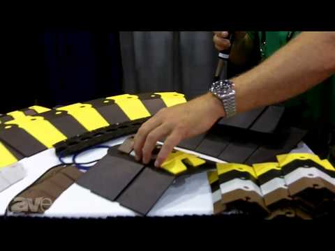 InfoComm 2013: UltraTech Includes Sidewinder Cable Protection Solution