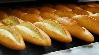 Ekmek Yapımı- Bodrum Güvercinlik