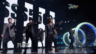 Клип SS501 - Love Like This (live)