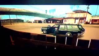 Decouverte de GTA san andreas ps2 partie 2