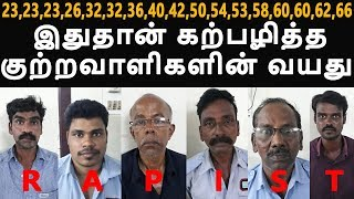 7 மாதமாக சிறுமியை சித்ரவதை செய்த கும்பல் | Justice For Chennai Girl  | THE ROOSTER NEWS
