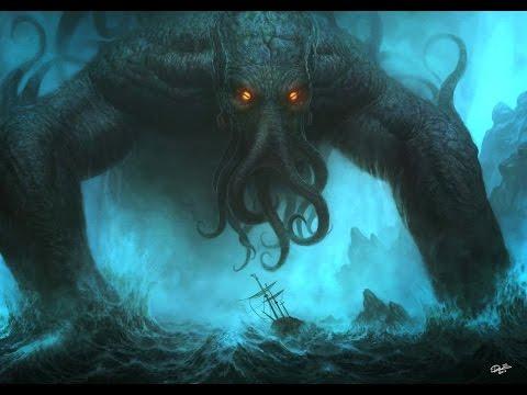 Топ 10 УЖАСЯВАЩИ Морски Митични Същества
