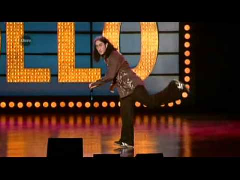 Ross Noble Live At The Apollo Part 1