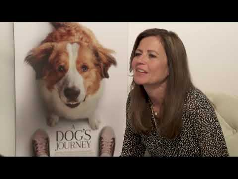 Gail Mancuso Interview: A Dog's Journey