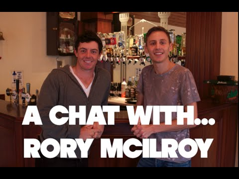 A CHAT WITH RORY MCILROY