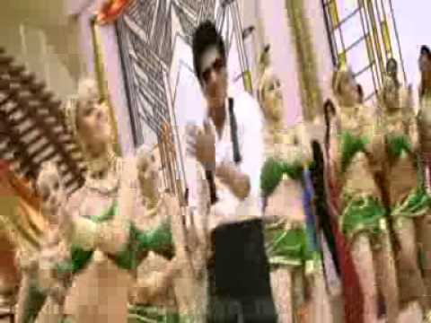 Chammak Challo (ra.one)-(samwep) video