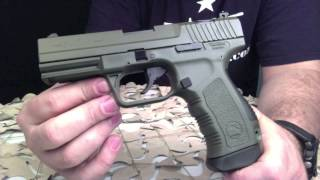 Century Arms Imported Canik 55 TP9 9mm SemiAutomatic Pistol Overview - Texas Gun Blog