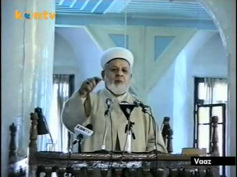Tahir Büyükkörükçü Hoca (Vaaz-31)_HQ