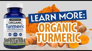 Best Turmeric Supplement for YOUR Symptoms