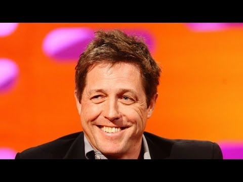 HUGH GRANT: I was a Teen Model (The Graham Norton Show)