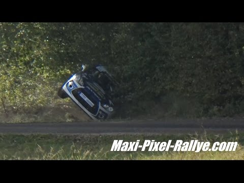 Finale des Rallyes 2016 - Crash & Jump [HD]