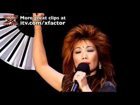 Goldie Cheung - Feeling Good (Bootcamp 2 - The X Factor UK 2011)