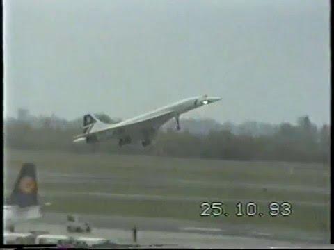 Concorde W Warszawie, 1993