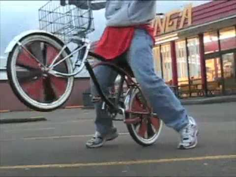 Scraper Bike Part Deux Music Videos
