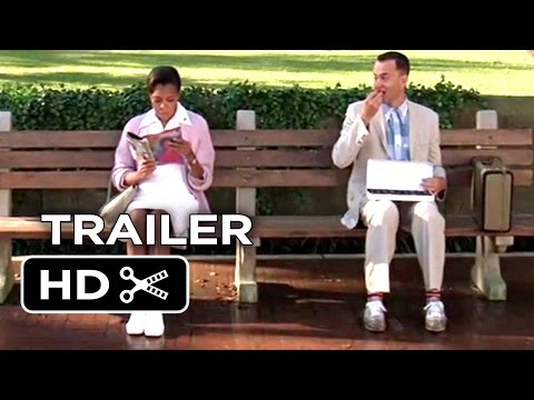 Forrest Gump 20th Anniversary IMAX Re-Release Trailer (2014) - Tom Hanks Movie HD