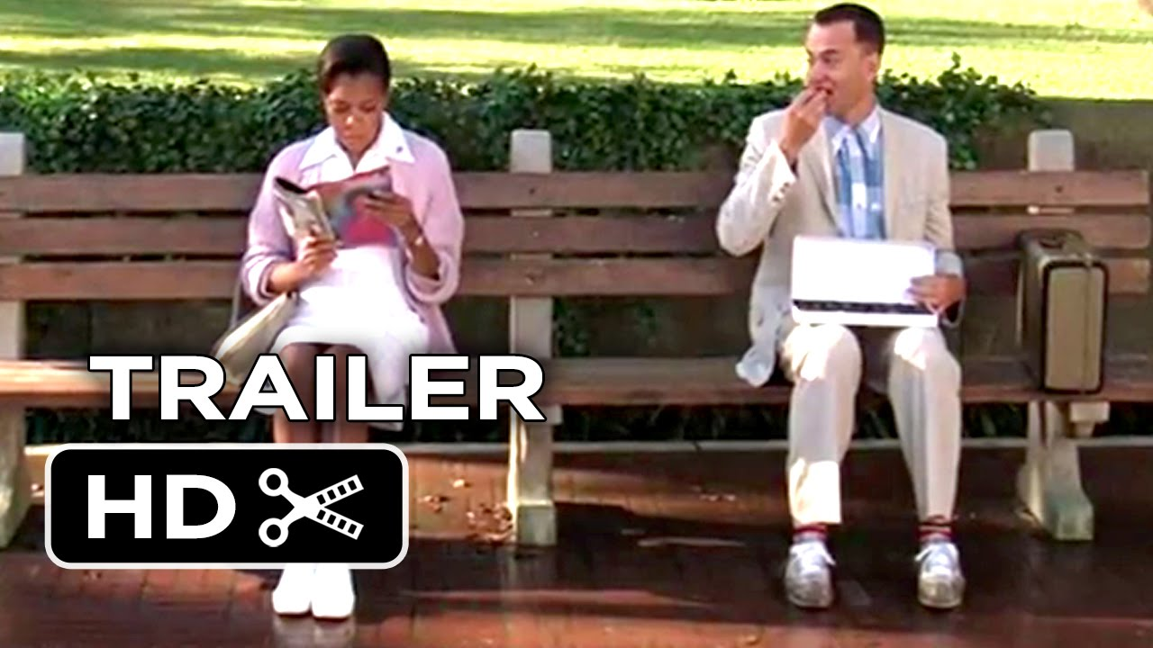 Forrest Gump 20th Anniversary IMAX Re-Release Trailer ...