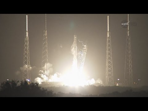 SpaceX blasts 3D printer to International Space Station