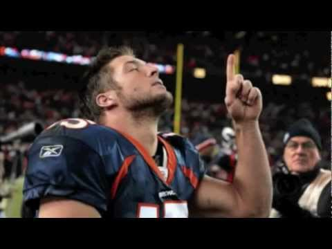 TEBOW TIME Song + Highlights