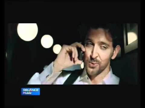 Reliance Mobile GSM Service Launch   Girlfriend