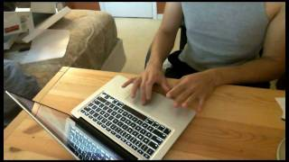 Apple MacBook Pro 13 2.4GHz Unboxing (Refurbished)