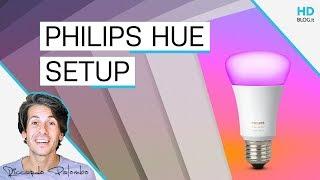 Ho aggiunto le PHILIPS HUE! // Room Tour Riccardo Palombo Parte 3