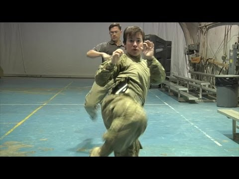 US Army Special Operations Hand to Hand Combat Class | AiirSource